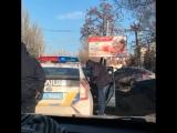 За нами едут полицаи)