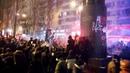 Повалення Лєніна в Києві на Бесарабській площі 08 12 2013