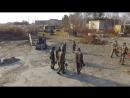 Голосуй за Медведева Серия 2 Пейнтбол игра для взрослых и детей