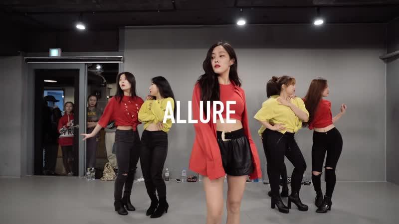 Allure - Hyomin _⁄ May J Lee Choreography
