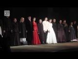 В Курганском драмтеатре состоялась премьера спектакля «Отец Сергий»