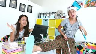 Reyhan Abla iş görüşmesine gidiyor! Komik video