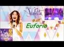 Violetta En Vivo Cd Thack 3 Euforia