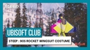 UBISOFT CLUB REWARDS GO BACK IN THE 90'S WEARING THE EXCLUSIVE ROCKET WINGSUIT COSTUME