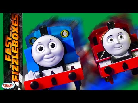 Need for Steam The Fast and the Fizzleboxes Ep 3 Thomas Friends