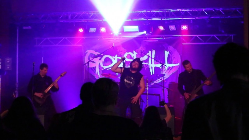 GODSKILL THE IVTH CRUSADE Bolt Thrower Tribute LIVE