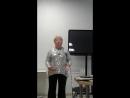 Выступление Галины Карпюк 15 09 2018 Живое слово