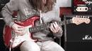 Space Truckin' Deep Purple Rhythm Guitar Tutorial with Paul Audia