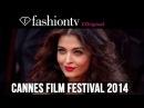 Aishwarya Rai, Kristina Bazan at the Cannes 2014 Premiere of Deux Jours, Une Nuit   FashionTV