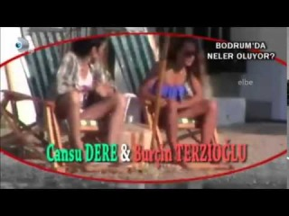 Cansu Dere Bodrum 15072014