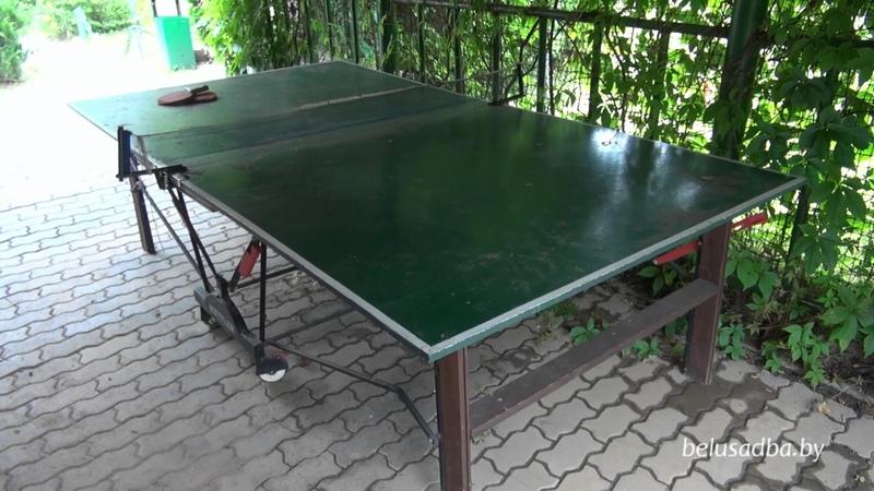 Усадьба На Родниковой - настольный теннис, Усадьбы Беларуси