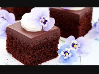 Шоколадный торт   Больше рецептов на странице