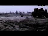 Разбитые позиции ВСУ и подбитые русские танки под Дебальцево