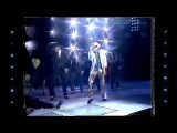 Michael Jackson - Smooth Criminal - The Live Mega Video Mix