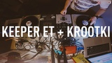 Poland's Keeper ET and Krootki Perform a Scratch Routine for DJcityTV