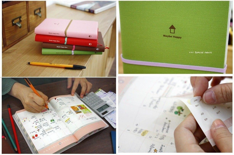 личный дневник, план исполнения желаний