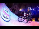 Track Cycling in a Cathedral - Red Bull Mini Drome 2013 NYC