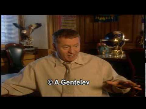 Жириновский жалуется. Я помогал администрации президента в 1998, меня обманули