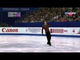 2015 World Figure Skating Championships. Men - SP. Takahito MURA