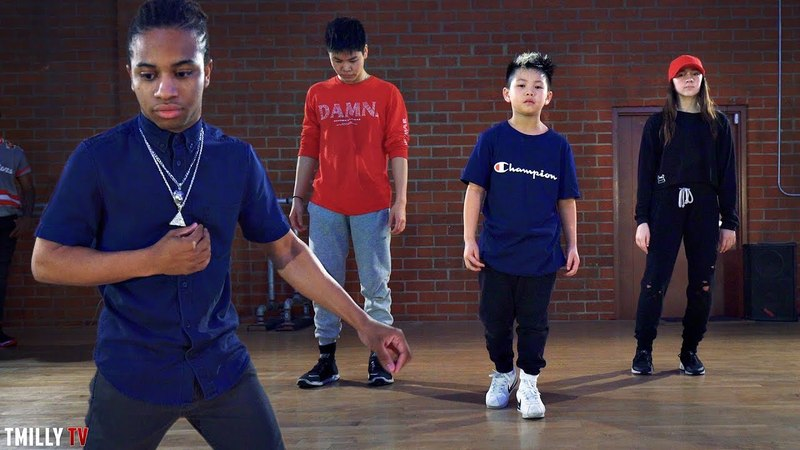 Dwilly - ADD - FIK-SHUN Freestyle Jake Kodish Choreography BONUS GROUPS - TMillyTV