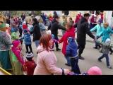 Народные гуляния на открытии музея на ул. Сафонова, 28