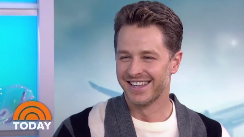 Josh Dallas Talks 'Manifest' And Relationship With Ginnifer Goodwin TODAY