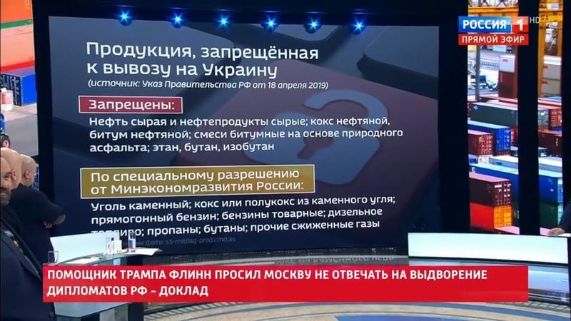 Киев В ИСТЕРИКЕ: Россия запретила экспортировать нефть на Украину_18-04-19