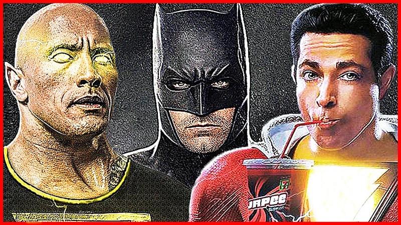 25 Фильмов от DC Comics Которые ВЗОРВУТ Всех Все будущие Фильмы DC Фильмы Marvel vs DC Трейлеры