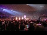 23 марта B.A.P на Music Bank в Чили