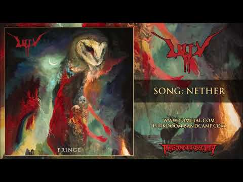 LURK (Finland) - Nether (Atmospheric SludgeDoom Metal) Transcending Obscurity