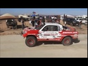 Alexander Rossi near miss in Baja 1000
