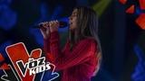 Mariana canta Happier Audiciones a Ciegas La Voz Kids Colombia 2019
