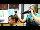 Мужская стрижка в Студии парикмахерского искусства