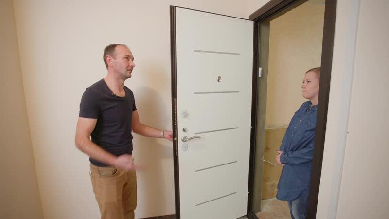 Видеоотчет выигранной двери