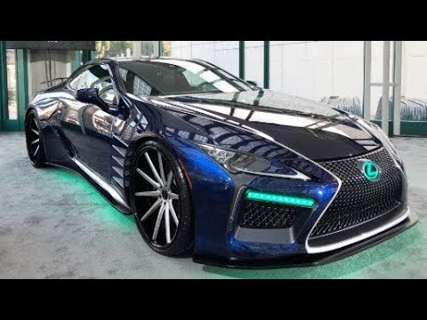 West coast customs - Lexus LC 500