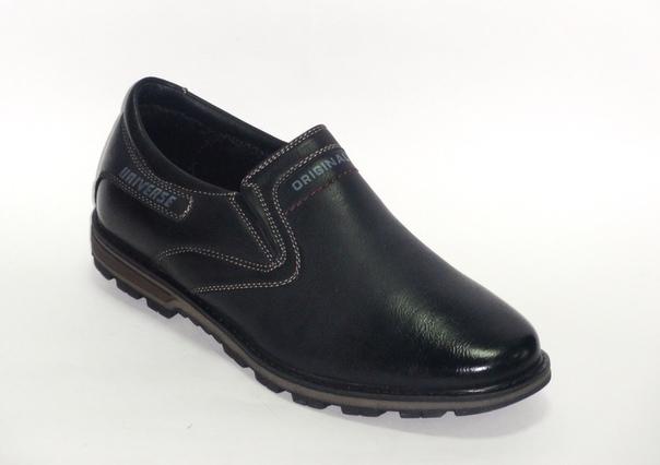 Ботинки TUOLUO Артикул: X 7733-811 Мат