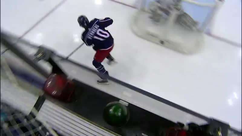 1-я шайба Лукаша Седлака в сезоне
