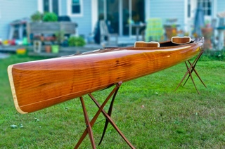 Building a Wooden Kayak - Making the microBootlegger building a wooden kayak - making the microbootlegger