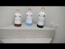 Открытие выставки Смольный институт благородных девиц
