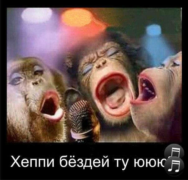 Хеппи Бездей.Прикольное поздравление Видео на Запорожском портале