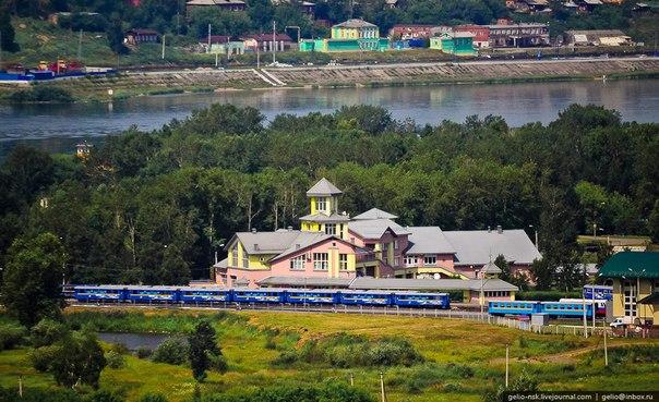 Иркутск - город Восточной Сибири