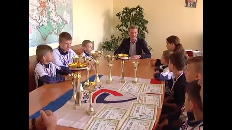 Крымские каратисты успешно выступили на Кубке Кубани
