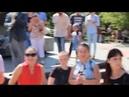 Митинг в Ногинске против пенсионной аферы.