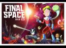 Космо Рубеж Final Space мультфильм 18