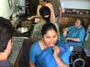 Cooking in the supervision of SHRIMATAJI NIRMALA DEVI