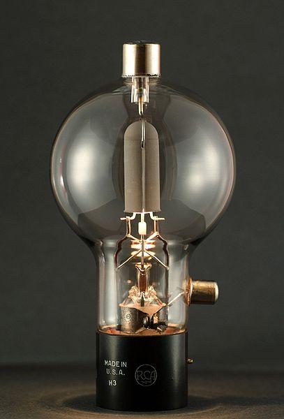 Электронная лампа RCA '808'