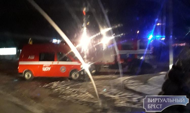 Что случилось на заправке А-100 у Берёзовского моста?