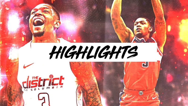 Best Bradley Beal Highlights 17-18 Season Part 2 | Clip Session