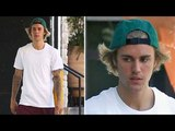 EXCLUSIVE - Justin Bieber Looks Sad At SoulCycle - Is It Because Of Selenas New Song?!