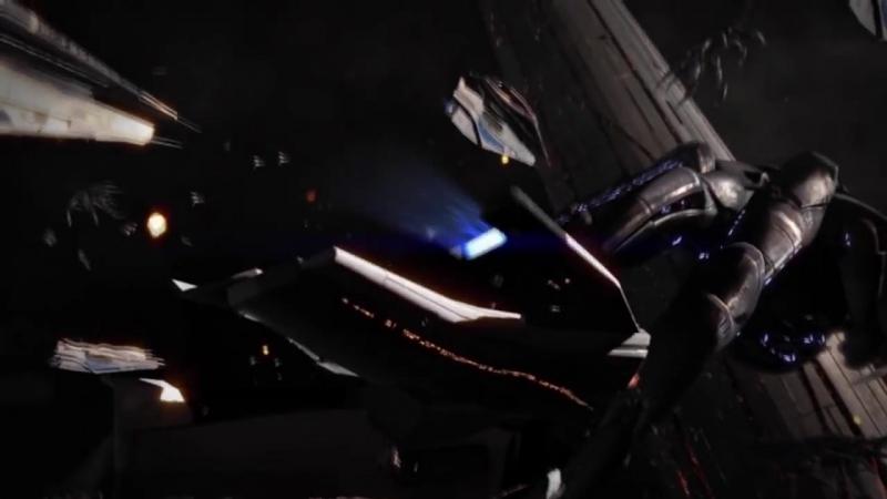 Mass Effect 3 - Истинная концовка, полная версия.